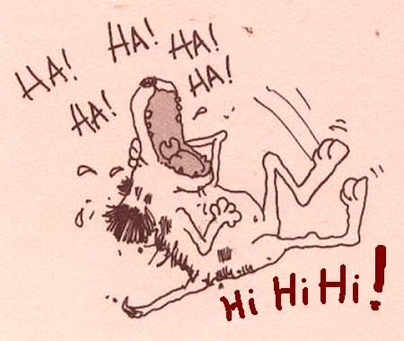 Lachkaartjeshond