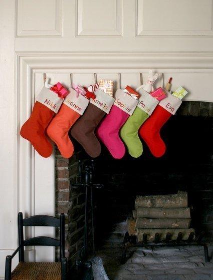 Afgenomen sokken